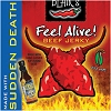 Blair's Feel Alive Jerky Sudden Death XXX, 2oz